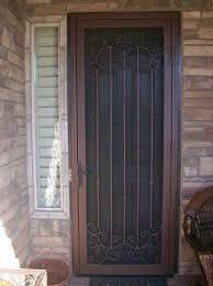 door design how to paint steel front door look like wood