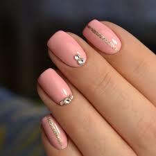 spring nails by gel polish the best images bestartnails com