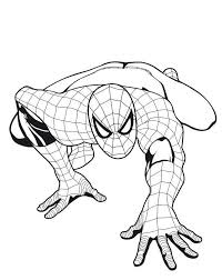 spiderman coloring pages spiderman coloring pages christmas