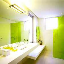 bathroom drop dead gorgeous contemporary bathroom green wall and