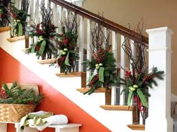 front porch decor ideas banister christmas decorations front porch decorating ideas