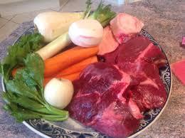 cuisiner du paleron de boeuf recette pot au feu simple au cookeo cookeo mania