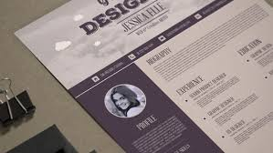 15 free resume templates creative bloq