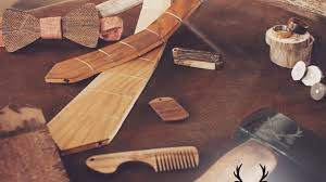 wood u0026 antler cufflinks bowties etc staghead designs by