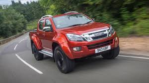 suzuki box truck isuzu d max arctic trucks at35 review top gear