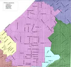 Zip Code Boundary Map by Navarro Independent District