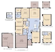 floor plans for new homes floor plan compton new home in sullivan ranch centex homes