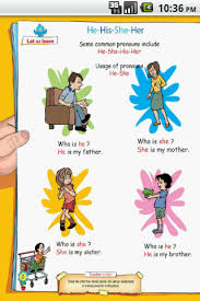 ukg english pronouns android apps on google play