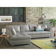 sectional sofas miami decorating palliser miami leather sectional sofa in black for
