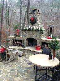 build outdoor fireplace kit holdg build your own outdoor fireplace kit