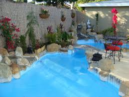 Backyard Pool Ideas by Backyard Landscaping Ideas Swimming Pool Design Homesthetics Idolza