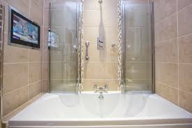 bathroom design at armathwaite hall country house hotel and spa