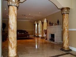 pillar designs for home interiors interior decorative columns best decorative pillars for homes