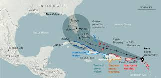 San Felipe Mexico Map by Irma Lashes At Puerto Rico Leaves Tiny Barbuda Devastated