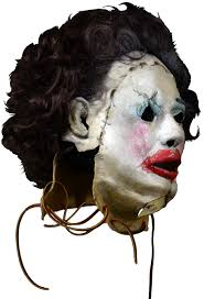 leatherface mask chainsaw leatherface 1974 pretty women mask