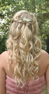 bridal back hairstyle 98 best homecoming hair images on pinterest hairstyles