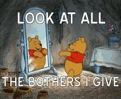 Pooh Meme - animated gifs about winnie the pooh carefree meme found
