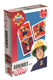 fireman sam dominoes jumbo
