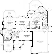 2 Floor House Plans North Star French Country House Plan Luxury House Plan