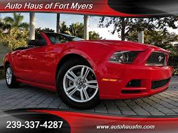 nissan altima for sale fort myers 2014 ford mustang v6 convertible ft myers fl for sale in fort