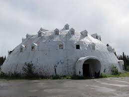 abandoned towns in the usa deserted places an abandoned igloo