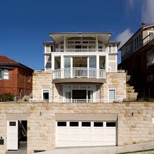 tamarama beach house walter barda design