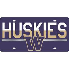 san diego state alumni license plate frame washington huskies license plates of washington