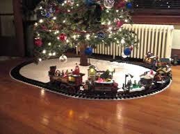 train under the christmas tree 2009 youtube