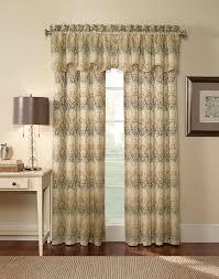 Tuscan Valance Elise Scalloped Window Valance Curtainworks Com