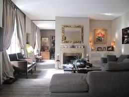 chambre enfilade 92 maison de ville sur 3 niveaux ambiance feutrée grande entrée