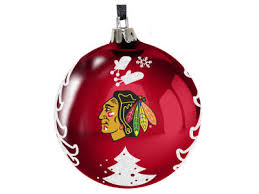 chicago blackhawks nhl mini décor wrapping paper gift