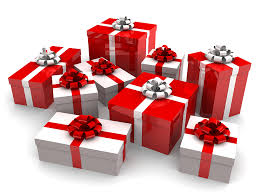 christmas present boxes gift giving parenthood by