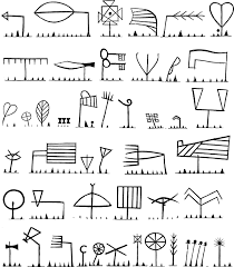 magic words symbols spotted in the sigil