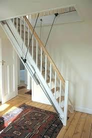 attic steps attic ladders loft ladders lowes canada attic ladder