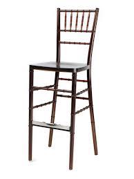 fruitwood chiavari stools chiavari bar stool chairs mahogany clear fruitwood