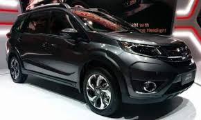 honda car 7 seater honda to launch br v in pakistan soon