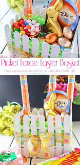 easter baskets for sale picket fence easter basket kleinworth co