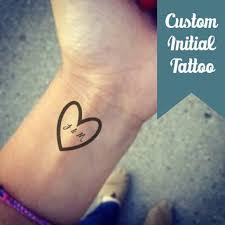 best a initial tattoo products on wanelo