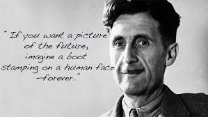 orwell boot 10 george orwell quotes on power and politics for reading addicts