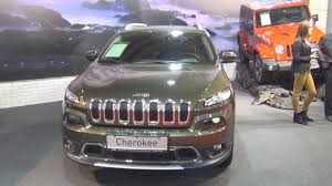jeep cherokee sport interior 2016 jeep cherokee 2 0 crd 2016 exterior and interior in 3d youtube