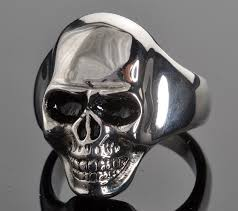 steel skull rings images New skull bone jewelry stainless steel bracelets designed by kenny jpg