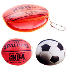football favors 12pcs children basketball football wallet kids birthday party