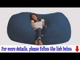 comfort research 7foot xxl fuf in comfort suede blue sky youtube
