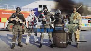 r6 siege fmg 9 flank youtube