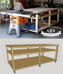 49 Free Diy Workbench Plans U0026 Ideas To Kickstart Your Woodworking by New Year New Workbench Baby Diy Workbench Simple Diy And