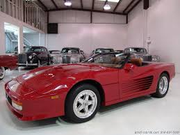 1989 corvette convertible 1989 corvette testarossa convertible replicar daniel