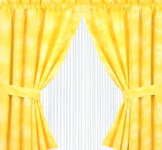 kitchen curtains yellow yellow kitchen curtains teawing co