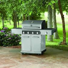 backyard grill 4 burner home design inspirations