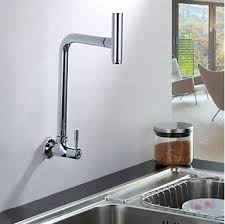kitchen wall faucet aliexpress com buy wall mounted cold kitchen faucet with swivel