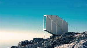 winter cabin alpine winter cabin refuge de montagne futuriste eurekaweb